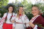 Гарадскi пасёлак Ацябрскi будзе прымаць аматараў народнай творчасцi