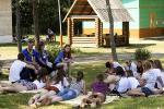 Аздараўленчы лагер — выдатная школа сацыяльнай практыкі