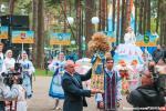 Сёлета аграрыі Віцебскай вобласці сабралі ўраджай амаль на траціну большы, чым летась