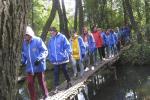 Студенты из Калининграда отправились с гродненцами в экологическую экспедицию