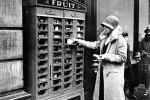 Как выглядел первый торговый автомат