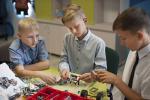 Стаць удзельнікам конкурсу «Хачу вучыцца ў STEM-класе!» можа любая школа