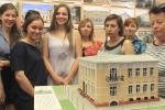 Колькі будынкаў у Гомелі пабудаваў зархітэктар Станіслаў Шабунеўскі?