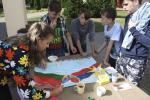 Как в Лепельском районе отдыхают дети Беларуси и России