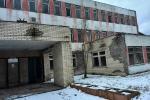 Будынак у Смаргоні працягвае разбурацца з 90-х гадоў