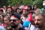 У Мінску прайшоў парад барадачоў