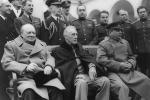 Ялтинская конференция лидеров трех держав стала шагом к новому послевоенному миропорядку