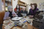 У Чачэрскім гісторыка-этнаграфічным музеі пачаўся выставачны праект