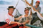 40 лет назад вышла лента «Трое в лодке»
