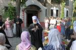 В Гомеле начато строительство нового православного храма