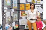 Радасныя малюнкі і вобразны стыль Іны Папаратнай