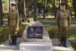 Пад Гомелем адкрылі памятны знак ваенным разведчыкам