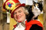 Эксклюзивное интервью «Звязде» дрессировщика кошек Юрия Куклачева