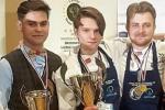Могилевские кулинары получили медали и кубки в Польше
