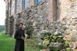 Пры храме ў Райцы стварылі музей, батлейку і нядзельную школу