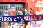 Ольга Мазуренок завоевала золотую медаль в марафоне на ЧЕ в Берлине