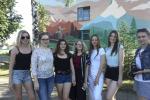 Асіповіцкая школа № 3 будзе натхняць сваіх вучняў на вучобу з дапамогай арт-мастацтва