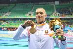 13 верасня Беларусь заваявала два залатыя медалі на Параалімпіядзе