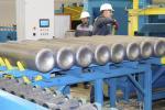У Оршы запрацаваў першы ў краіне завод па вытворчасці стальных бясшвовых балонаў