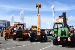 На «Белагра-2018» прадставяць самаробныя трактары
