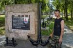 У цэнтры Бешанковічаў з'явілася якарная алея