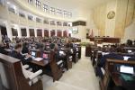 Штрыхі да партрэта Авальнай залы. Якім будзе новы парламент?