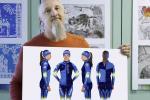 Дизайнер Виталий Ортюх: Остановился на тематике слуцких поясов