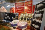 Беларускія цукеркі ўжо на Сейшэлах