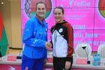 Заўтра стартуе матч Кубка Федэрацыі паміж Беларуссю і Германіяй