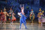 На сцэне Вялікага тэатра Беларусі паказалі балет «Шчаўкунок»