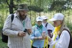 Березинский заповедник собрал юных экологов из Беларуси и России