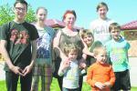 Дзіцячы дом сямейнага тыпу атрымаў новы адрас у катэджным пасёлку