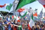 Чаму Італія зрушылася ўправа?