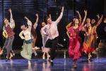 Сюжэт знакамітага фільма, расказаны сродкамі балета