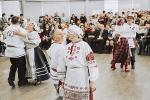 Прайшоў конкурс выканаўцаў беларускіх народных танцаў «Мяцеліца»
