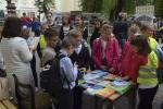 Падчас святкавання 890-годдзя горада ў Гродне адбыўся Другі фестываль кнігі
