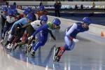 У Мінску завяршыўся першы этап Кубка свету па канькабежным спорце