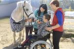 Праект па рэабілітацыі дзяцей-інвалідаў рэалізуецца ў Смалявіцкім раёне