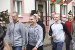Больш за 10 тысяч прызыўнікоў папоўняць беларускую армію