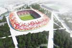 З'явiўся прэзентацыйны ролiк праекта Нацыянальнага футбольнага стадыёна