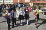 Новая школа на 1020 месцаў прыняла сваіх першых вучняў у Крычаве