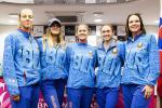 Заўтра стартуе паядынак плэй-оф Сусветнай групы Кубка Федэрацыі