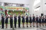 Міжнародны злёт піянераў сабраў у сталіцы дзве тысячы юных актывістаў