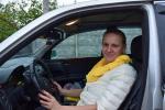 Разговор с единственной в Смолевичах и районе женщиной-водителем такси