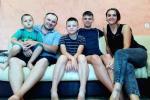 У Салігорскім раёне сям'я стварыла кантактны заапарк