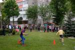 Большой праздник для маленьких. Парламентарии заглянули в детский городок Ленинского района Минска