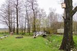 Лебядзіны востраў і бэзавы сад з'явіліся ў аграгарадку Сіняўка