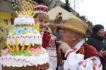 В Свислочи прошел областной фестиваль «Дажынкі»