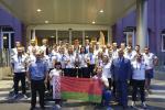 Беларускія міліцыянеры паспяхова выступілі на Сусветных паліцэйскіх гульнях
