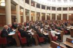 Дэпутаты прынялі ў 1-м чытанні пакет бюджэтных законапраектаў